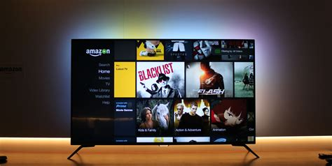 androids tv show philips unveils 2016 tvs with 4k hdr ambilight android tv flatpanelshd