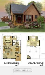 small cabin floor plans with loft best 25 cabin plans with loft ideas on cabin