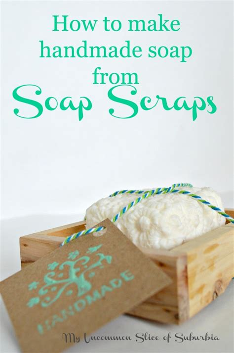 How To Make Handmade Soaps - make your own soaps the easy way