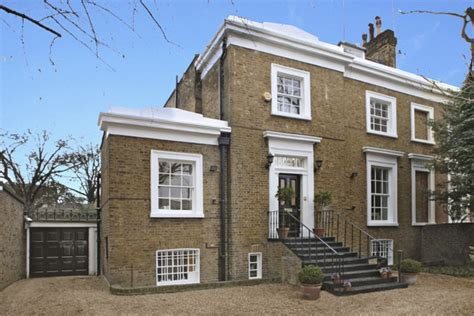 in law homes jude law lists in london s maida vale variety