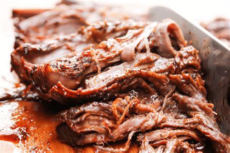slow cooked carolina beef brisket recipe dishmaps