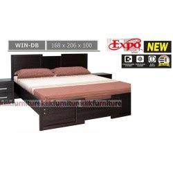 Ranjang Kayu Ramin ranjang kayu murah minimalis agen termurah