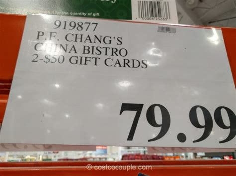 Pf Chang Gift Card - pf chang s gift cards costco lamoureph blog