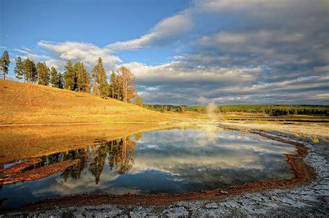 Landscape Of Yellowstone Photograph By Philippe Sainte Yellowstone Landscape