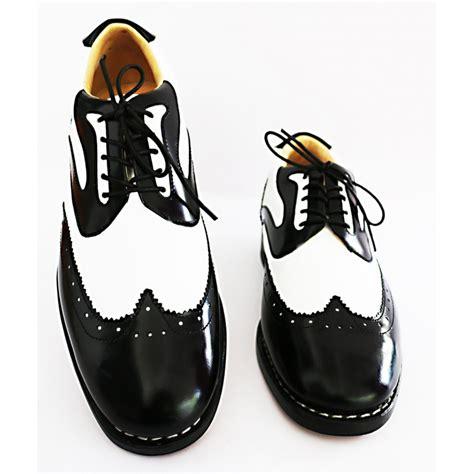 Handmade Leather Shoes Usa - spectator golf shoes gatsby usa