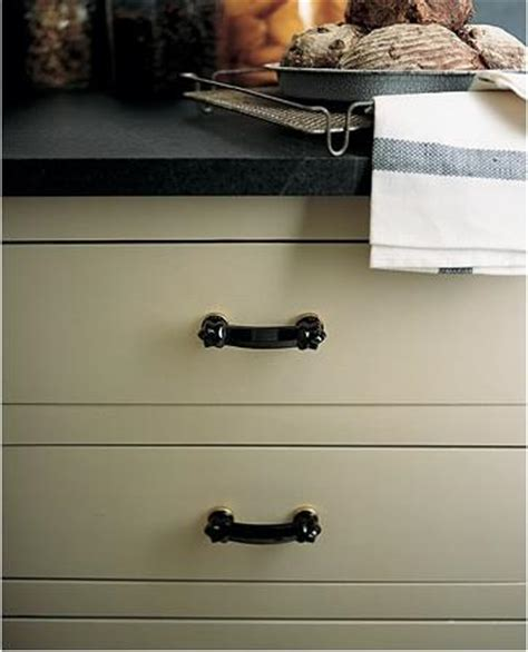 Black Knobs For Kitchen Cabinets Black Kitchen Cabinet Pulls Home Furniture Design