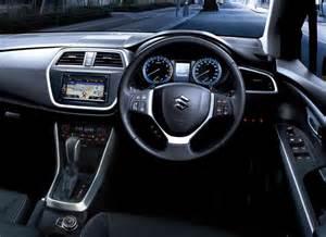 Suzuki Interior Styling Suzuki S Cross Has Something For Everyone