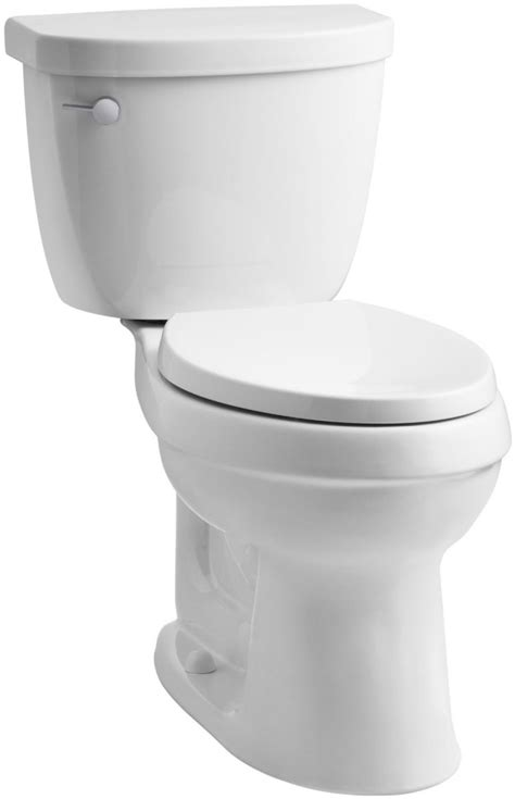 Kohler Cimarron Elongated Comfort Height Toilet by Best Kohler Toilet Feel The Home