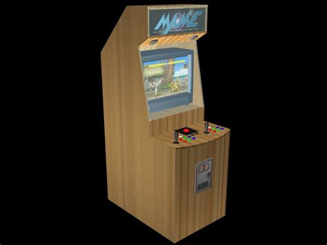 Mame Cabinet by Pin Mame Arcade Cabinet On