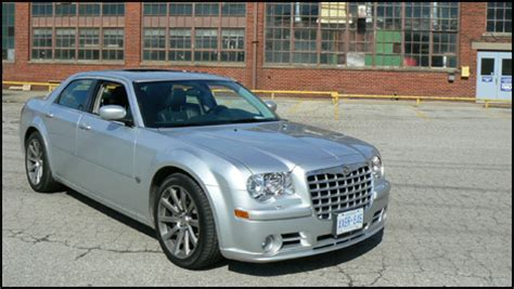 chrysler 300c str8 chrysler 300c srt8 2007 essai