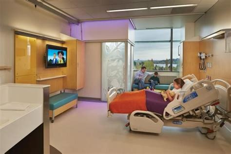 decorate a hospital room patient rooms were designed to be universal to allow the