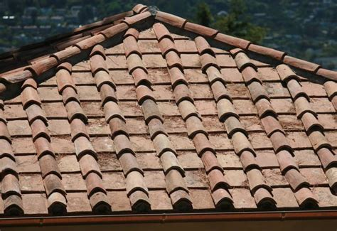 ancient clay roof tiled buildings hardscaping 101 clay roof tiles gardenista