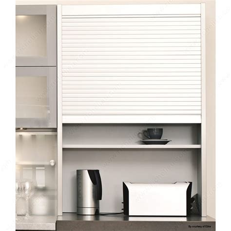 tambour doors for kitchen cabinets tambour door kit with exact widths stainless steel