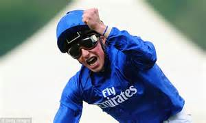 William Buick Jockey William Buick Banned For Four Weeks After Causing