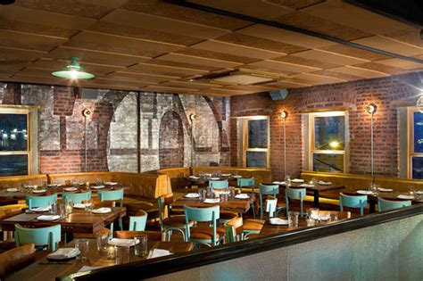 Dining Rooms In Nyc by Catch Restaurant Dining Room New York