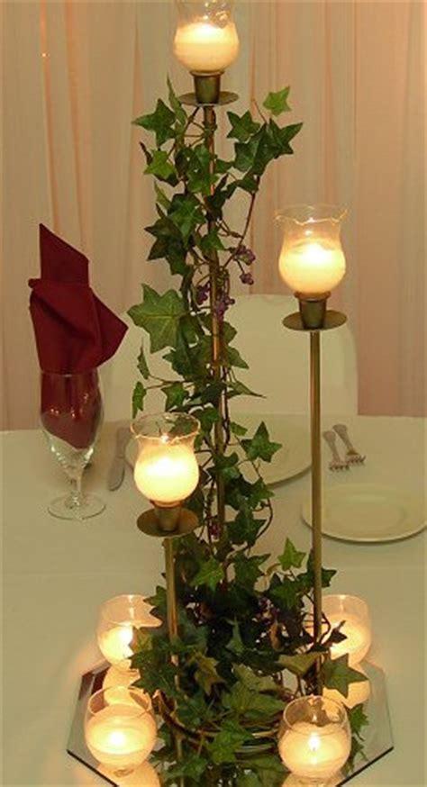 candelabros y arañas de cristal eventos candelabros para centros de mesa beautiful los