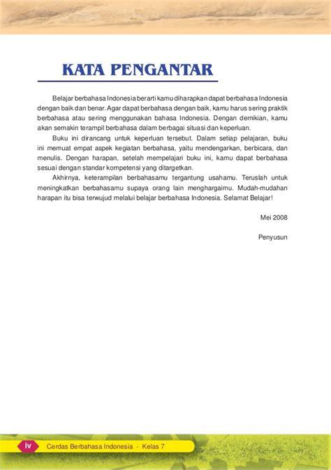 Mahir Berbahasa Indonesia Dengan Benar Buku Bahasa slide bahasa indonesia kelas 7 smp mts