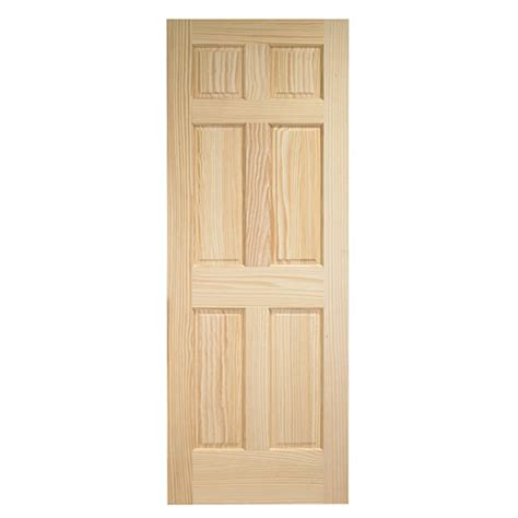 Rona Closet Doors 6 Panel Interior Door Rona