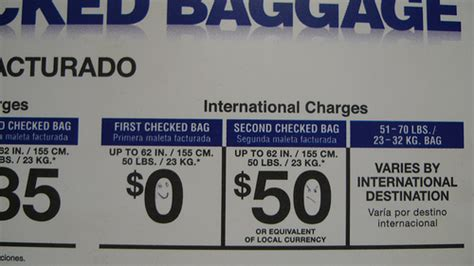 American Airline Baggage Policy | american airlines baggage policy with a little