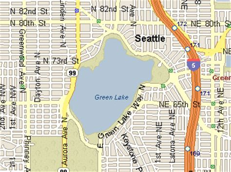 News Roundup How To A Green Valentines Climate Deadlock And More by Map Of Greenlake Seattle My