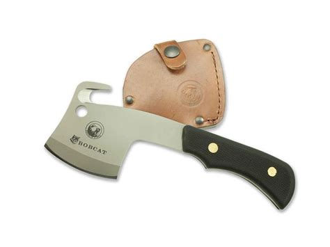 knives of alaska knives of alaska bobcat hatchet 2 5 d2 steel blade