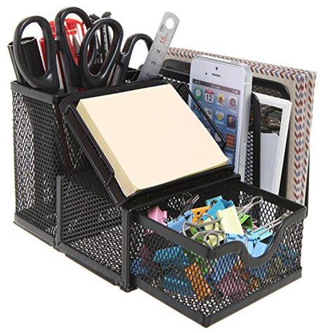 wire mesh desk accessories mygift mesh office supplies storage rack mail