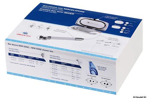 box doccia cromato box doccia cromato tubo pvc 4 m uscita posteriore laterale