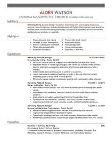 Samples Of Best Resumes Account Manager Resumes Best Resume Sample