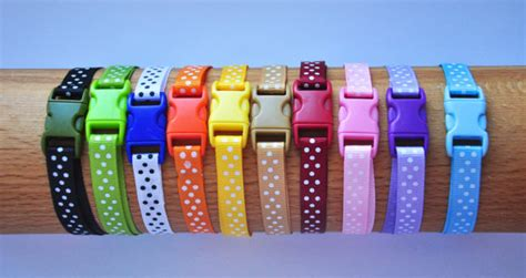 puppy whelping collars items similar to puppy collar litter id collar bands newborn whelping identification