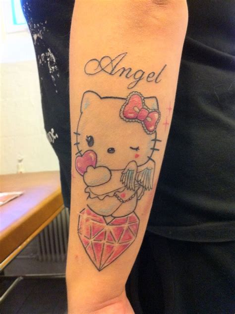 kitty tattoo hello tattoos designs ideas and meaning tattoos