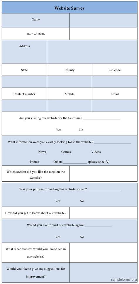 Online Survey Form - cash surveys online paypal website survey form fast money cast