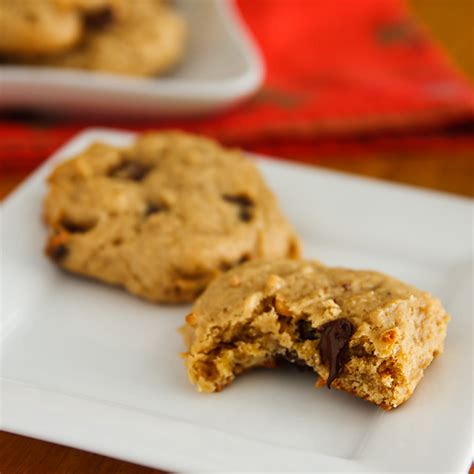 Peanut Butter Banana Delicious Cookies by Lower Peanut Butter Banana Cookies Recipe From