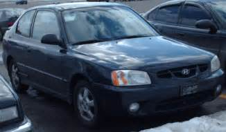 Hyundai Accent 2002 Specs 2002 Hyundai Accent Ii Pictures Information And Specs