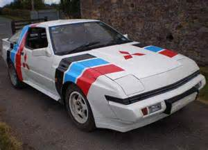 How Do You Pronounce Mitsubishi Clarkson S Ex Mitsubishi Starion Sold For Just 4 050