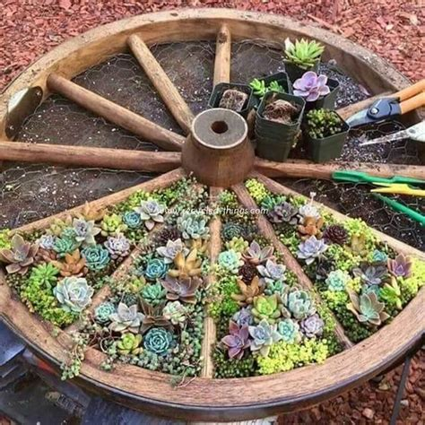 Garden Decor Ideas Pinterest Pretty Wonderful Diy Garden Decor Ideas Recycled Things