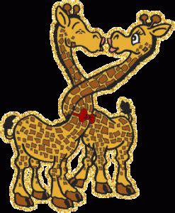 imagenes de jirafas romanticas frases de amor con movimiento archives im 225 genes de amor