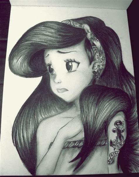 imagenes hipster ariel tumblr dibujos hipster imagui princess pinterest
