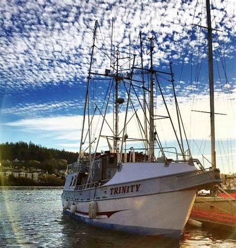 boat brokers oregon 1995 commercial fishing boat oregon salmon troll permit