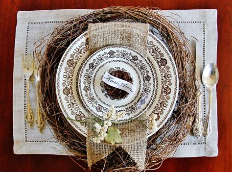 rustic thanksgiving table settings ideas for thanksgiving table settings thistlewood farm