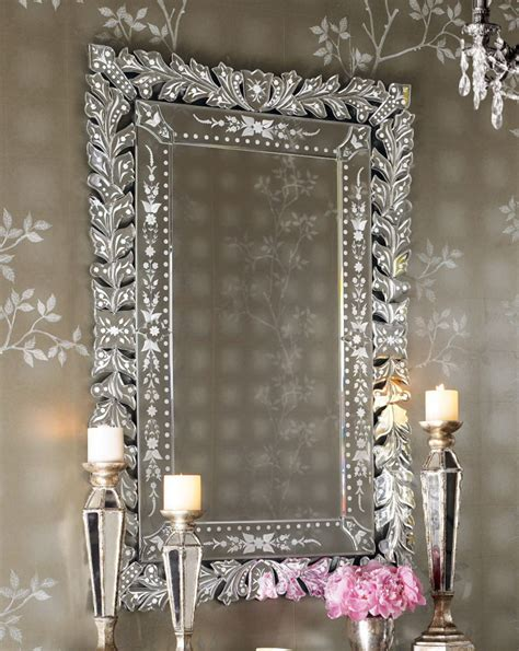 Decorative Mirrors Bedroom Wall by Bedroom Wall Mirrors Decorative Interior4you