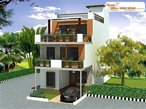 4 Floor Building by 78 Best Images About Triplex House Design On
