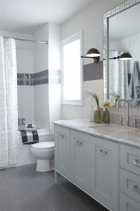 light gray bathroom vanity contemporary bathroom