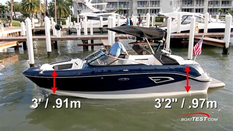 sea ray boat test videos sea ray slx w 230 2017 test video by boattest