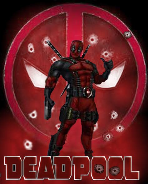 marvel film jobs new deadpool poster by me i hope the world likes it