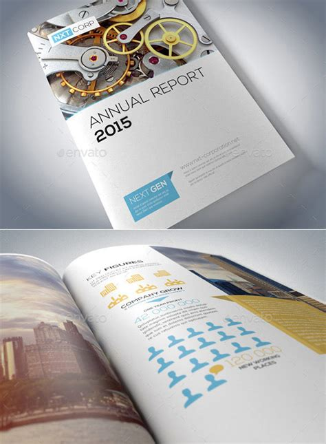 creative report templates 20 best indesign annual report templates print idesignow