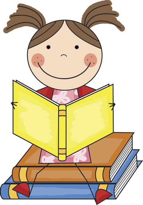 child reading book picture clipart reading books clipground