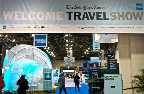york times travel show