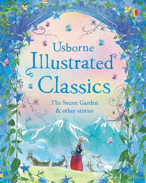 Stories To Enchant Eight Tales To Delight Pink illustrated classics the secret garden and other stories at usborne children s books