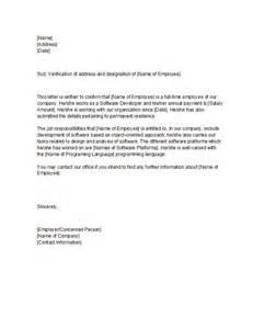 cover letter proofreader letter of employment verification 7 letter of employment