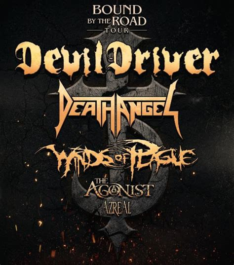 Angels Giveaways 2017 - ticket giveaway devildriver death angel observatory oc the regent metal